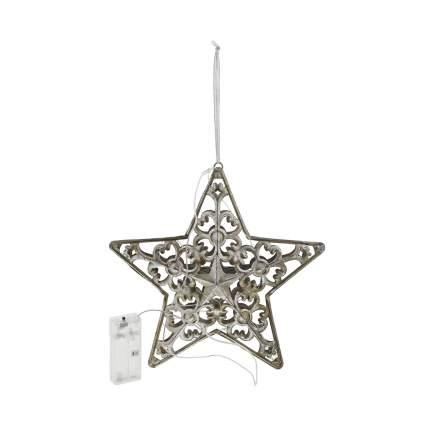 Подвесное украшение со светодиодной подсветкой 'Звезда' (05906)