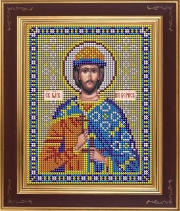 Вышивка бисером Galla Collection М269 Св.благоверный князь Борис 12х15 см