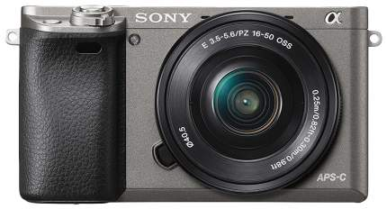 Фотоаппарат системный Sony Alpha A6000 16-50 Grey