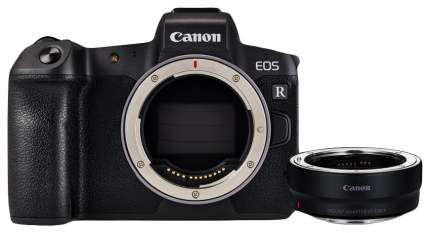 Фотоаппарат системный Canon EOS R Body Black
