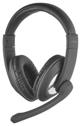 Игровые наушники Trust Reno Headset Black
