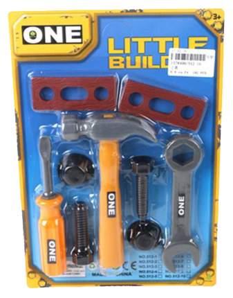 Набор инструментов, 9 предметов 512-10 Наша игрушка