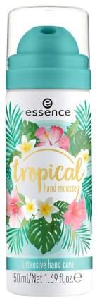 Крем для рук Essence Tropical Hand Mousse 50 мл