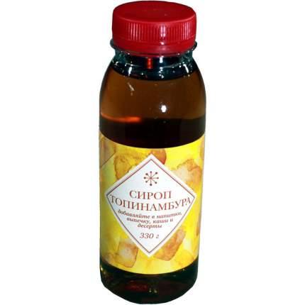 Сироп топинамбура Seryogina без лимонного сока 330 г