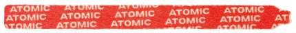 Модуль Atomic Skintec Speed Skin 430 красный/белый 70 мм