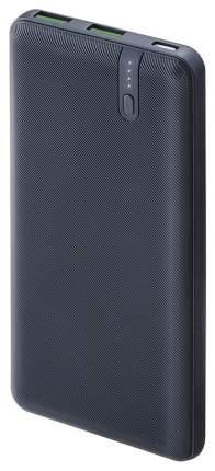 Внешний аккумулятор InterStep PB1018PD 10000 мА/ч (IS-AK-PB1018WPD-MNBB201) Blue