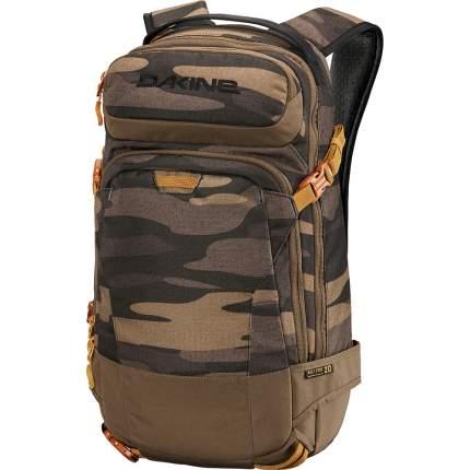 Рюкзак для лыж и сноуборда Dakine Heli Pro, field camo, 20 л