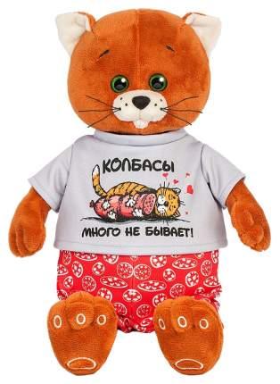 Мягкая игрушка Maxitoys Колбаскин&мышель Колбаскин в Красных Труселях, 25 см в коробке