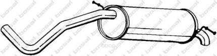 Глушитель выхлопной системы bosal 233635