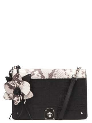 Сумка женская кожаная Eleganzza Z5558-5313 черная