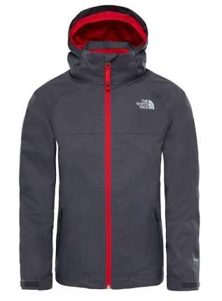 Спортивная куртка мужская The North Face Stormy Day, grey, S