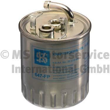 Фильтр топливный KOLBENSCHMIDT 50013647