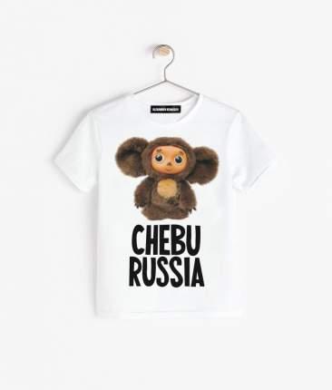 Футболка Alexander Konasov Чебурашка Cheburussia р.30