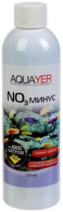 Кондиционер для пресноводного аквариума Aquayer NO3 минус 250мл