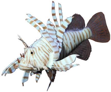 Декорация для аквариума JBL MotionDeco Lionfish, силикон, 12х12х9 см