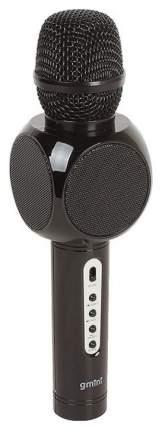 Портативный микрофон-караоке Gmini GM-BTKP-03B Черный