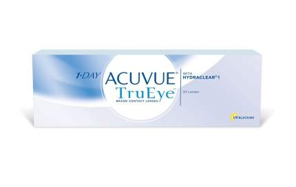 Контактные линзы 1-Day Acuvue TruEye 30 линз -1,75
