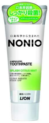 Зубная паста Lion +Medicated Toothpaste Splash Citrus Mint 130 г