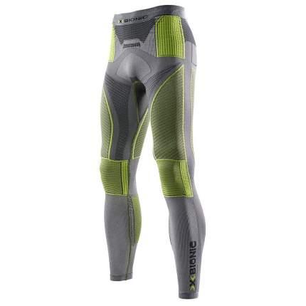 Кальсоны X-Bionic Radiactor 2019 мужские серые/зеленые, S/M