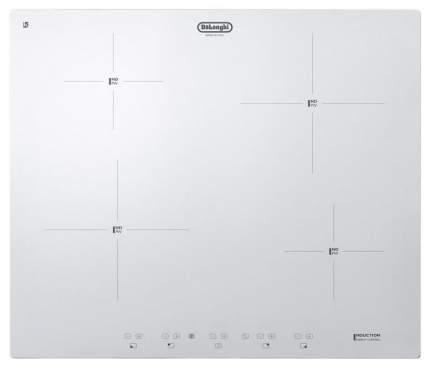 Встраиваемая варочная панель индукционная Delonghi PIND 40 B White