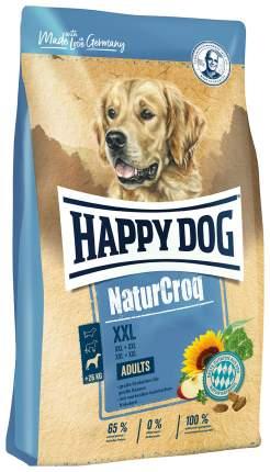 Сухой корм для собак Happy Dog NatureCroq XXL Adult, гигантских пород, птица, 15кг