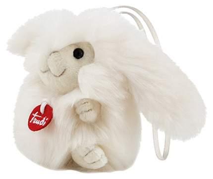 Мягкая игрушка Trudi Зайчик-пушистик на веревочке 10 см 29085