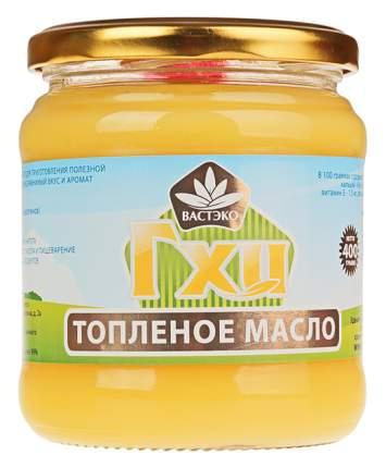 Топленое масло гхи Вастэко 400 г
