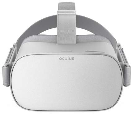 Очки виртуальной реальности Oculus Go 64Gb Grey