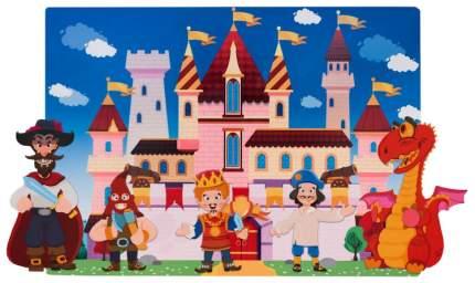 Развивающая игрушка АльДенте Mr. Bigzy Магнитная игра Сказки Царство