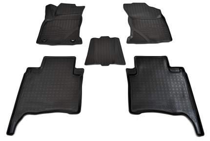 Комплект ковриков в салон автомобиля для Toyota norplast (npa11-c88-230)