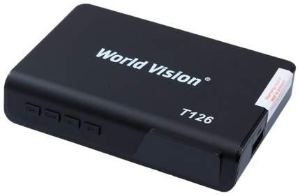DVB-T2 приставка World Vision T126 black