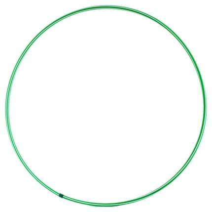 Гимнастический обруч Польская пластмасса PL2025 90 см зеленый