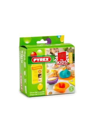 Набор форм для выпечки Pyrex силиконовые