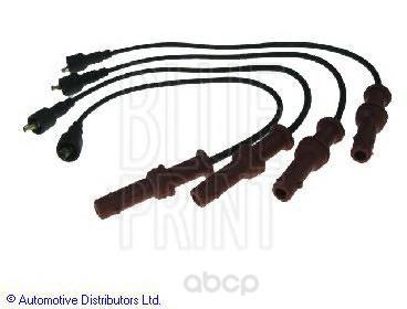 Комплект высоковольтных проводов Blue Print ADS71613
