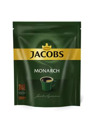 Кофе молотый Jacobs monarch 150 г