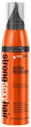 Мусс для волос Sexy Hair Strong Active Recovery Blow Dry Foam 205 мл