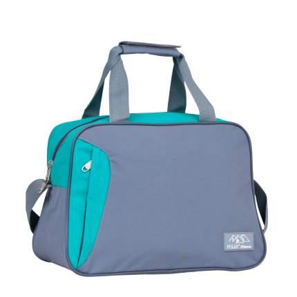 Спортивная сумка Polar П7071 бирюзовая