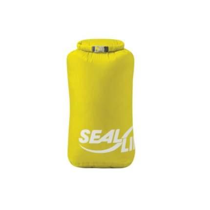 Гермомешок SealLine Blockerlite Dry Compress 10255 5 л желтый