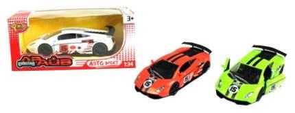 Легковая машина Shantou Gepai M7063 Оранжевый, зеленый