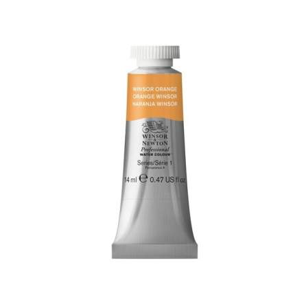 Акварель Winsor&Newton Professional винзор оранжевый 14 мл