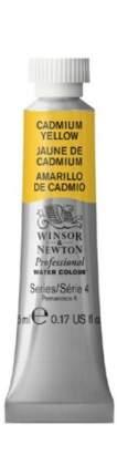Акварель Winsor&Newton Professional кадмий желтый 5 мл