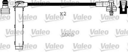 Комплект проводов зажигания Valeo 346552