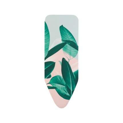 Brabantia Чехол PerfectFit 124х45 см (C), 4 мм фетра + 4 мм поролона, Тропические листья