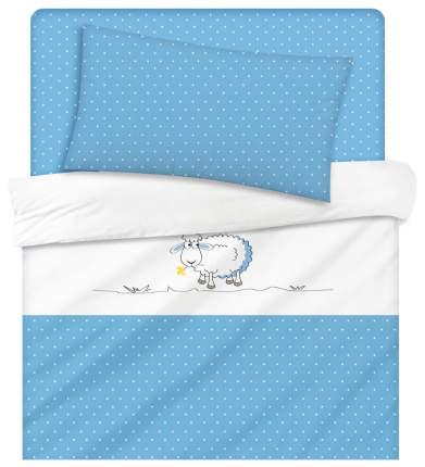 Комплект детского постельного белья Tatkraft Овечка Ламми 17795