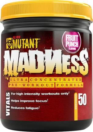 Предтренировочный комплекс Mutant Madness 300 г ананас