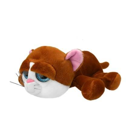 Мягкая игрушка Wild Planet Коричневый кот 25 см