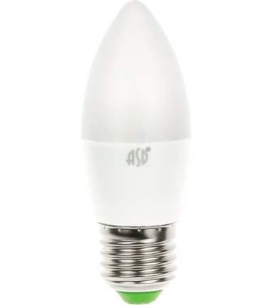 Лампа светодиодная ASD свеча C37 E27 10W 4000K, 102x37, пластик/алюминий, standard, 5545