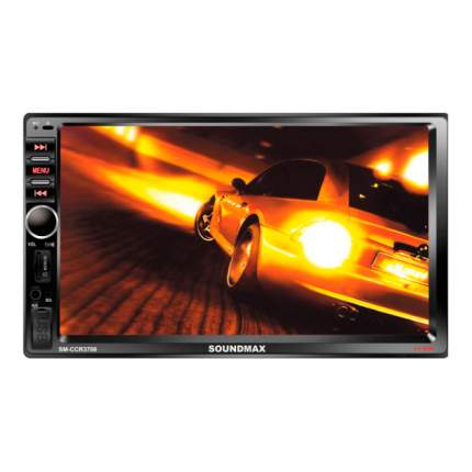 Автомобильная магнитола Soundmax SM-CCR3706