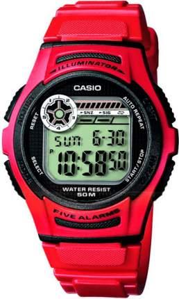 Наручные часы электронные мужские Casio Collection W-213-4A
