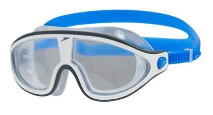 Очки-полумаска для плавания Speedo Biofuse Rift Mask c750 blue/white/clear